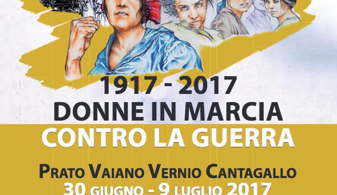 1917-2017 Donne in marcia contro la guerra