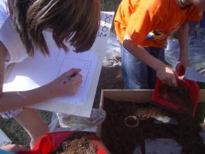 3-Laboratorio di scavo archeologico